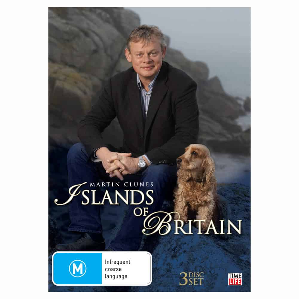 Martin Clunes Islands of Britain – ITV