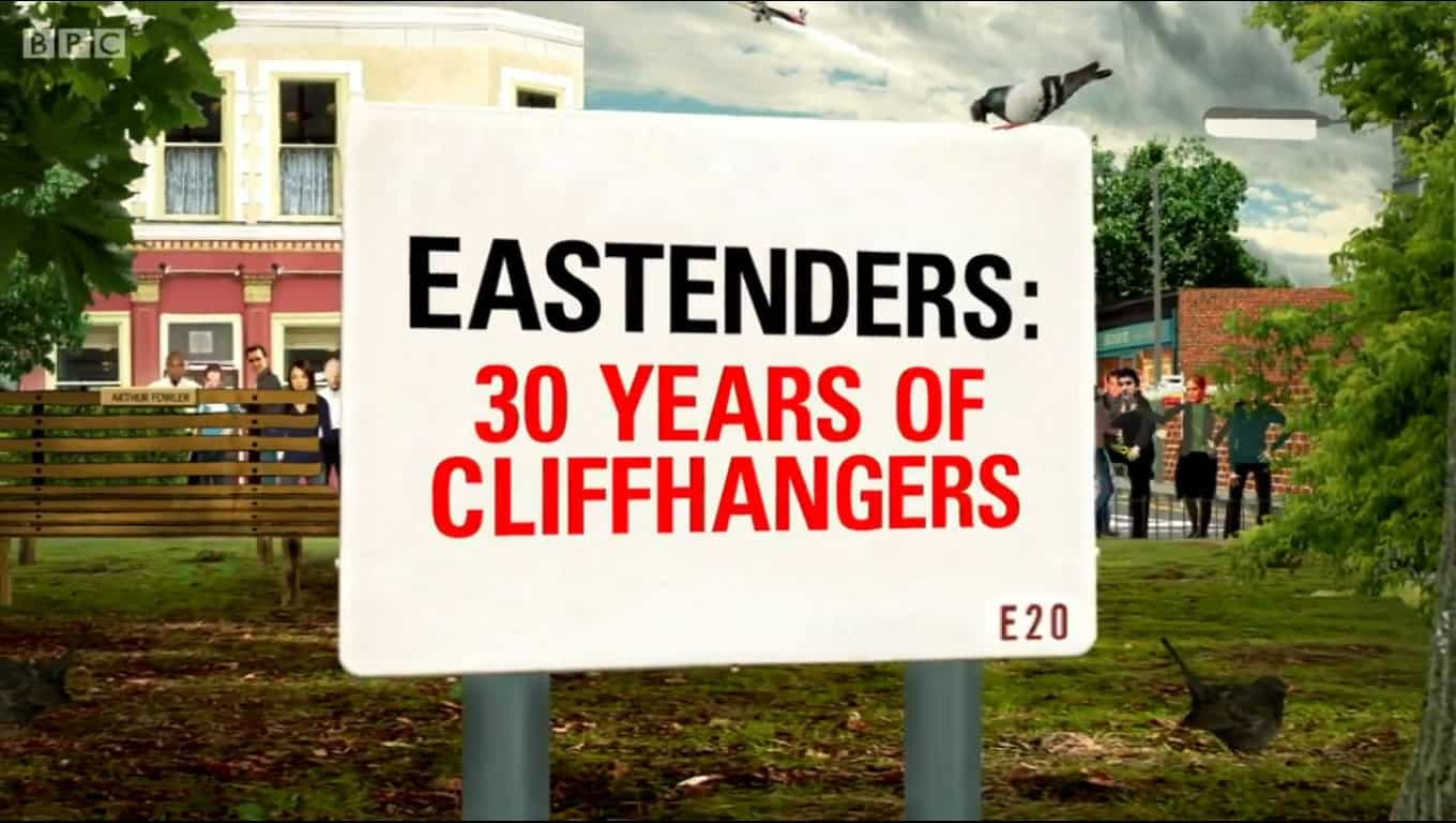 Eastenders: 30 Years of Cliffhangers – BBC
