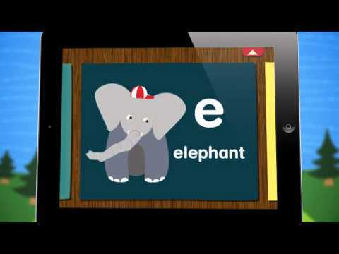 Funimal Phonics Ipad & Iphone App