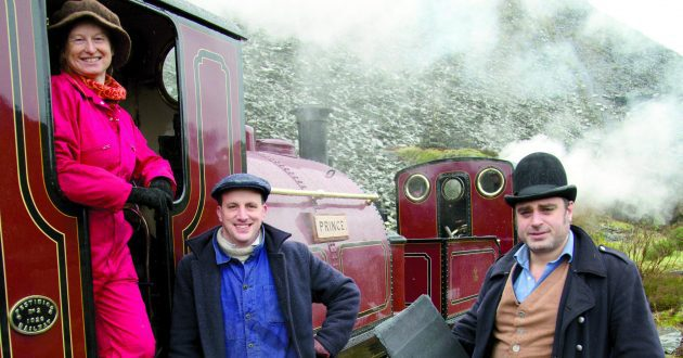 Full Steam Ahead – BBC